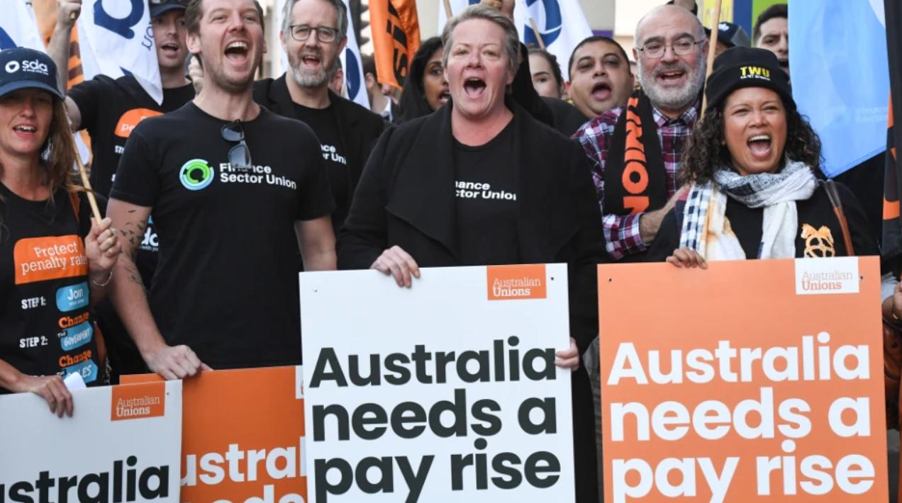 افزایش 3 درصدی حداقل حقوق در استرالیا