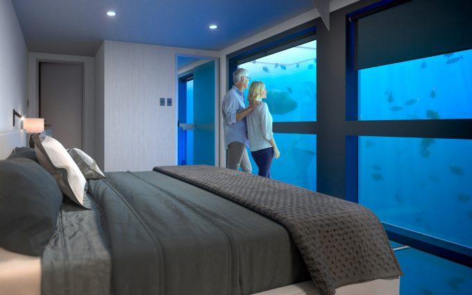 آغاز به کار اولین هتل زیردریایی در استرالیا