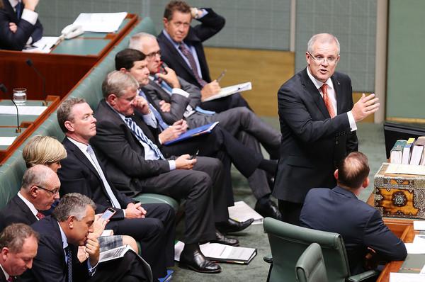 افزایش حقوق سیاستمداران استرالیایی/حقوق نیم میلیون دلاری اسکات موریسون