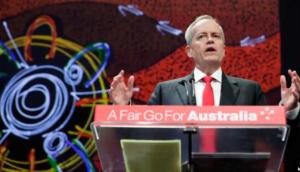 قول بیل شورتن برای افزایش پذیرش پناهجویان در خاک استرالیا