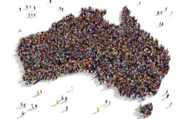 جمعیت استرالیا ۲۵ میلیون نفری شد
