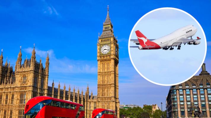 راهاندازی پرواز مستقیم در مسیر سیدنی و ملبورن به لندن