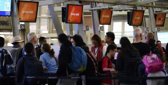 اعتصاب سراسری در فرودگاه های استرالیا