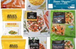 هشدار در خصوص مصرف سبزیجات یخزده فروشگاههای وولورث، الدی و آیجیای