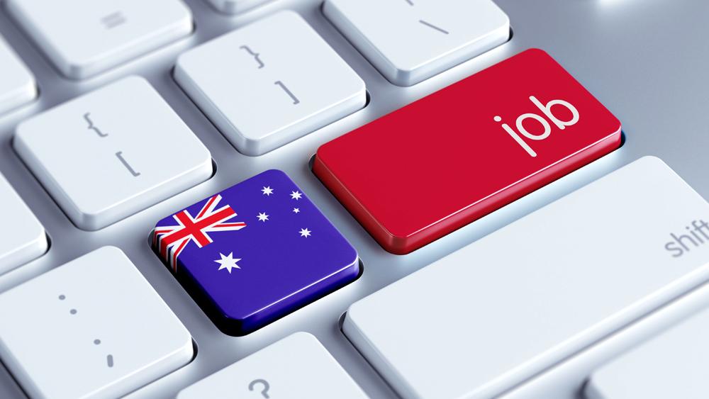 افزایش نرخ بیکاری در استرالیا
