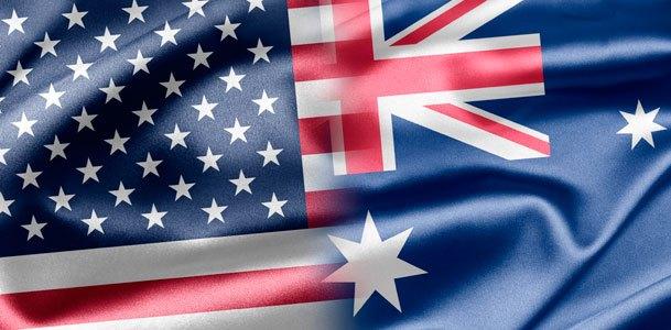 جنگ تجاری استرالیا با آمریکا