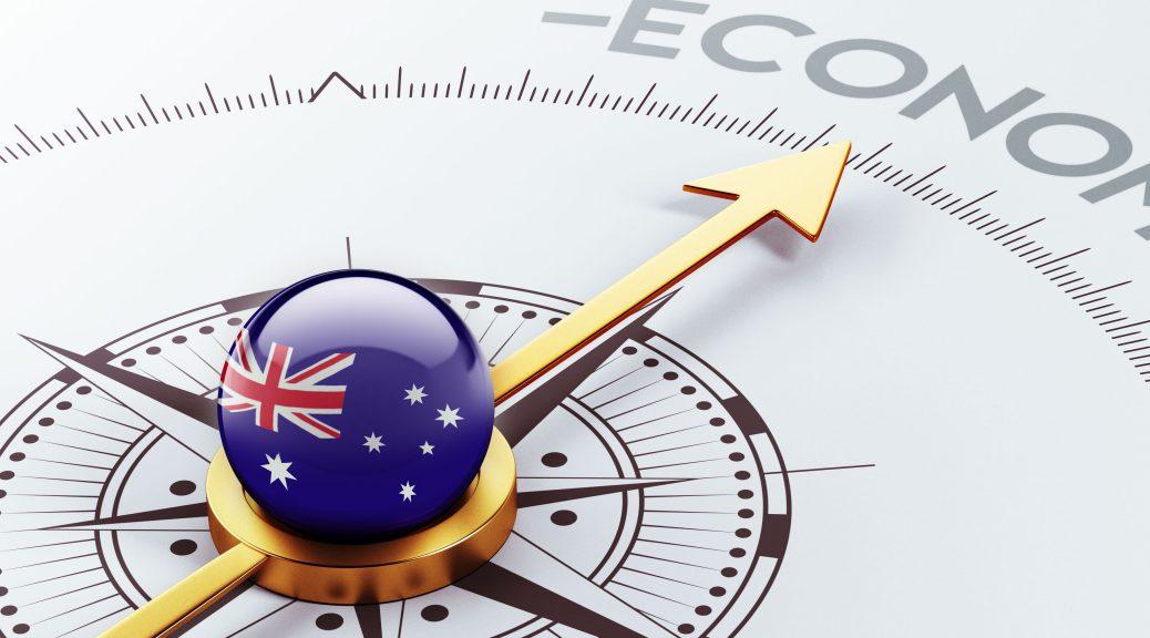 رشد اقتصادی مثبت استرالیا