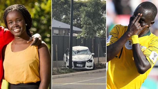 تصادف دلخراش خواهر ستاره فوتبال استرالیا