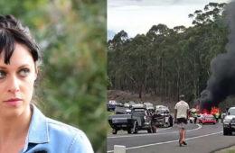 درگذشت بازیگر زن استرالیایی بر اثر تصادف