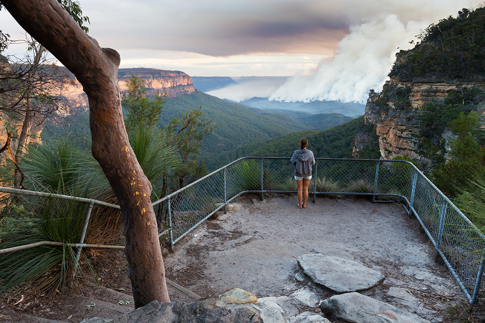 استرالیا در انتظار یک تابستان طولانی و خطرناک