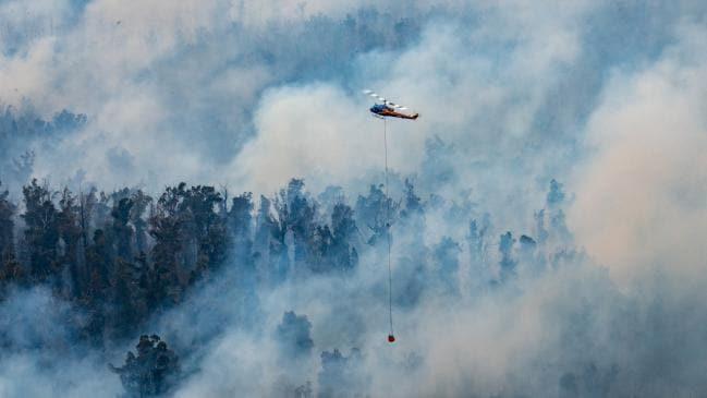 دستور تخلیه به مناطقی از «ویکتوریا» در پی ادامه آتشسوزیها در استرالیا