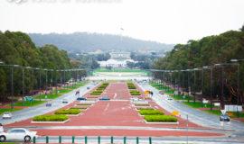 تصاویری از کانبرا (پارلمان جدید و قدیم – موزه جنگ)