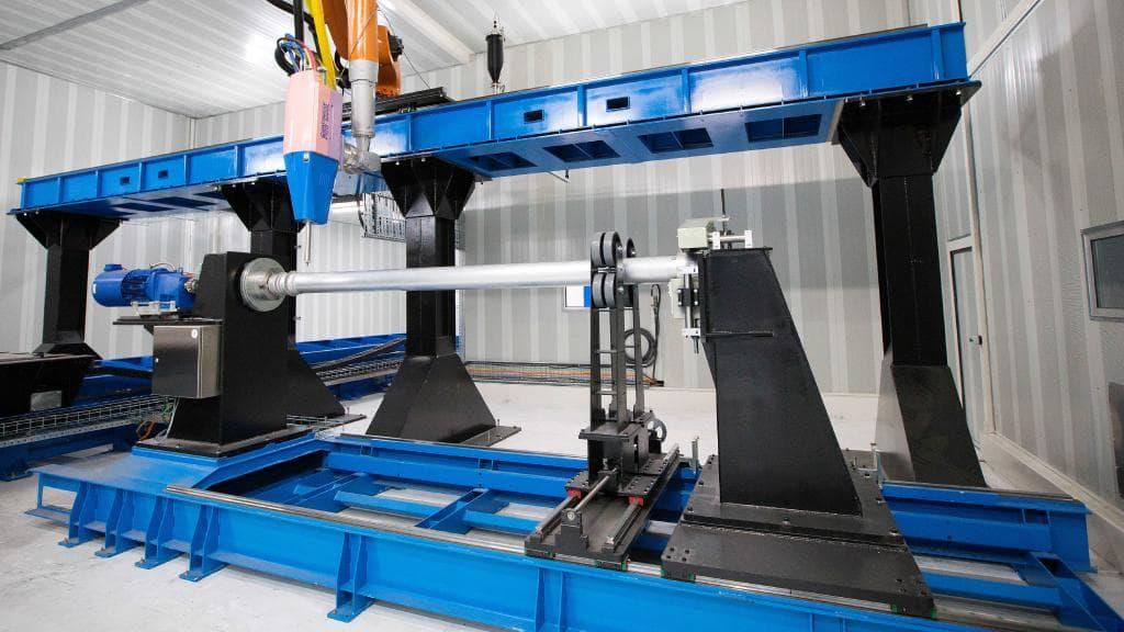 بزرگترین چاپگر سه بعدی فلز جهان در استرالیا رونمایی شد