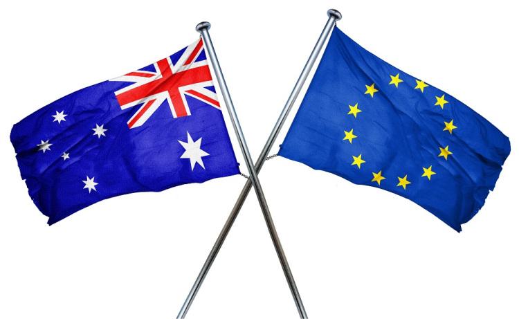آغاز مذاکرات تجاری استرالیا و اتحادیه اروپا