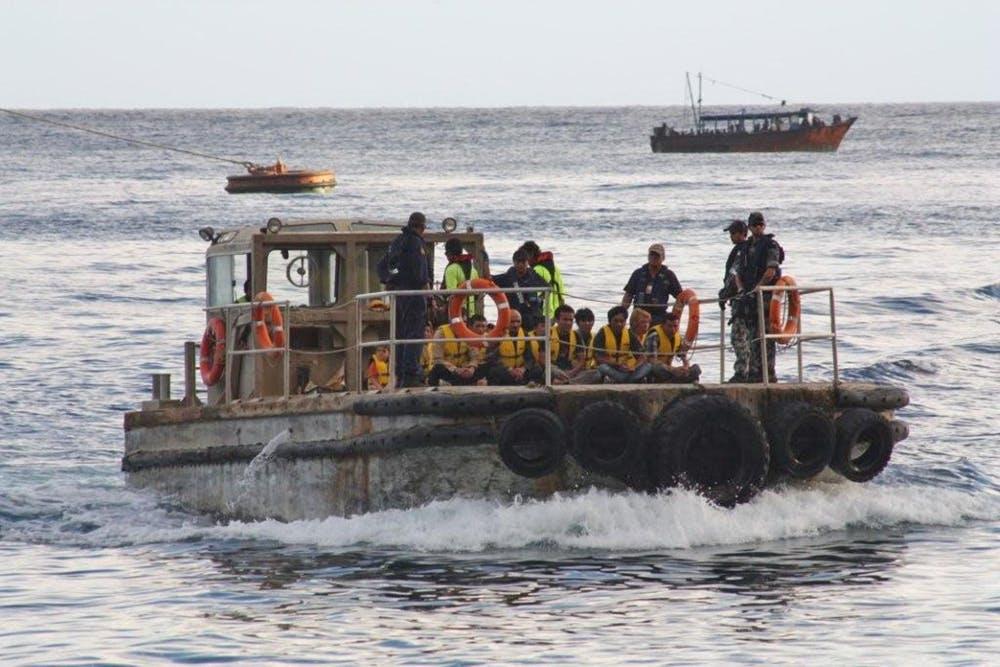 پلیس استرالیا عامل مرگ ۳۵۰ پناهجو در سال ۲۰۰۱ را بازداشت کرد