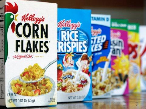 اطلاعاتی در خصوص میزان شکر موجود در غلات صبحانه
