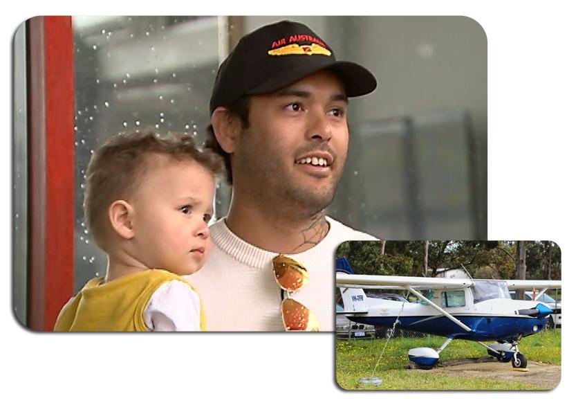 در استرالیای غربی: مربی خلبانی از هوش رفت؛ کارآموز هواپیما را فرود آورد
