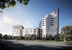 احداث آپارتمانهای فوق پیشرفته در ملبورن استرالیا