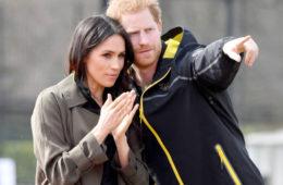 شاهزاده هری همراه نامزدش در اولین سفر خارجی خود به استرالیا آمده اند