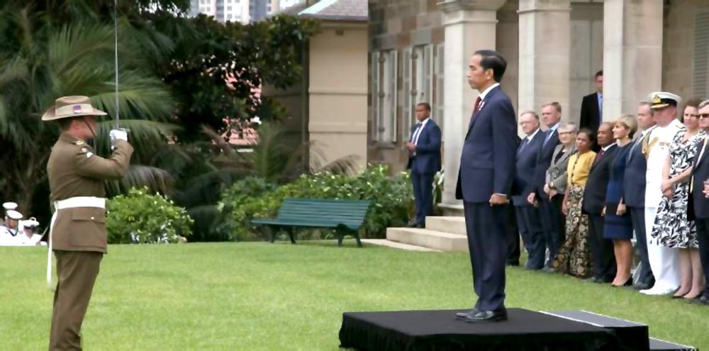 """اندونزی خواستار پیوستن کامل استرالیا به """"اتحادیه جنوب شرق"""" آسیا شد"""