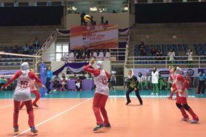 دختران والیبال ایران ازاسترالیاشکست خوردندq