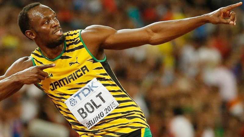 سریعترین مرد جهان در یک قدمی لیگ فوتبال استرالیا