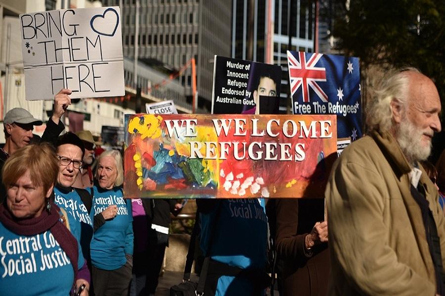 هزاران استرالیایی خواستار بسته شدن بازداشتگاه نائورو شدند