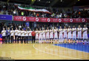 بسکتبال ایران با برد برابر استرالیا جهانی شد