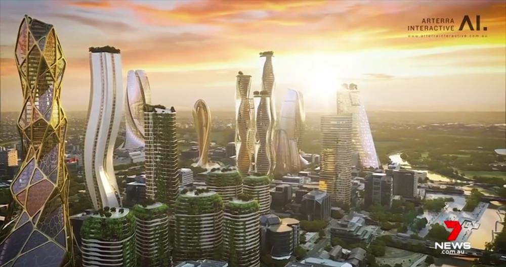 پاراماتا پایتخت جدید مشاغل و زیرساختها