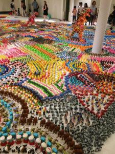 نمایشگاه ژوراسیک پلاستیک در سیدنی