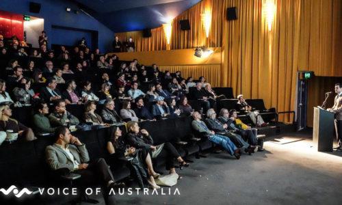 افتتاحیه هفتمین جشنواره فیلم پارسی استرالیا
