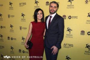 افتتاحیه جشنواره فیلم پارسی استرالیا