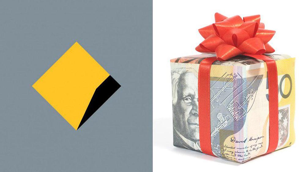 هدیه 50 دلاری بانک کامن ولث به مشریان خود