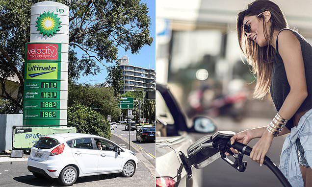 افزایش بی سابقه قیمت بنزین در استرالیا