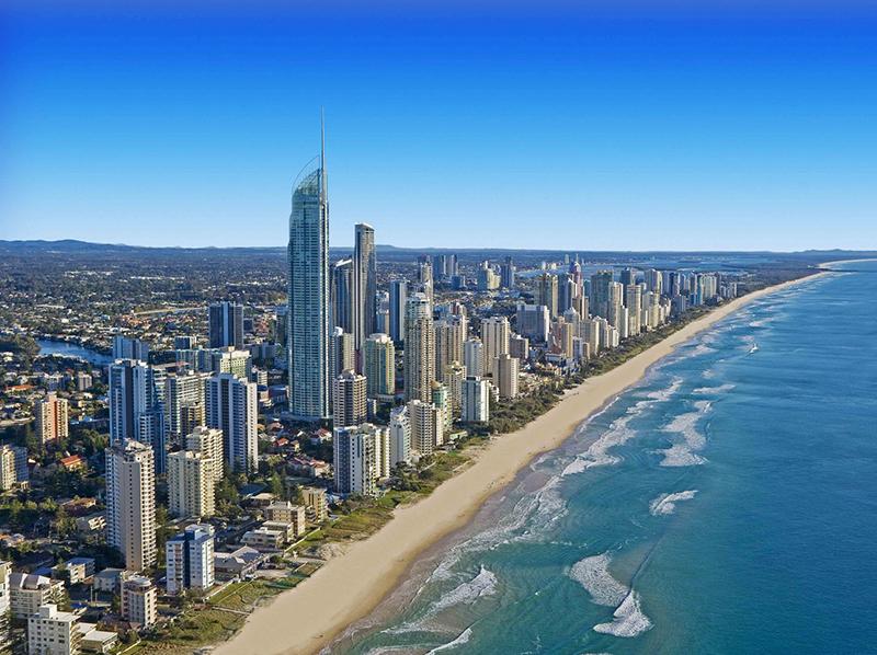 بلندترین ساختمانهای استرالیا
