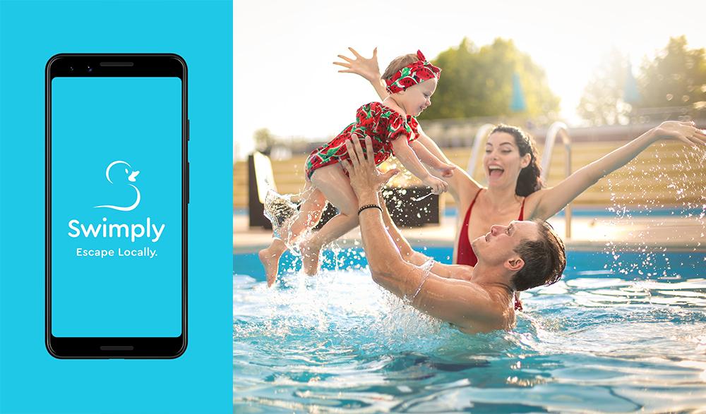 """آغاز به کار اپلیکیشن اجاره استخر """"swimply"""" در استرالیا"""