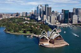 سیدنی به سه شهر مجزا تقسیم می شود